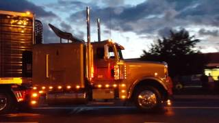 Eau Claire Big Rig Truck and Tractor Parade 2016