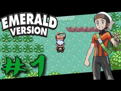 Pokemon: Emerald - Tam Çözüm#1 : Macera Başlıyor