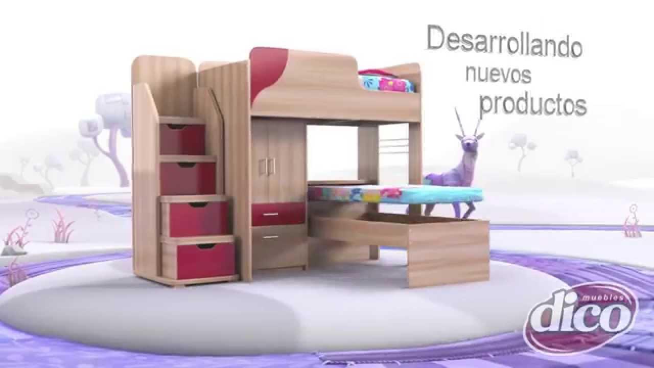 Muebles Troncoso Recamaras Infantiles_20170717183222 Vangion Com # Muebles Dico Queretaro