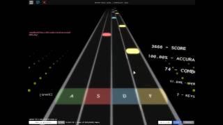 ROBLOX: Rhythm Track Part 10: Power of NEO (Ikarus Remix)