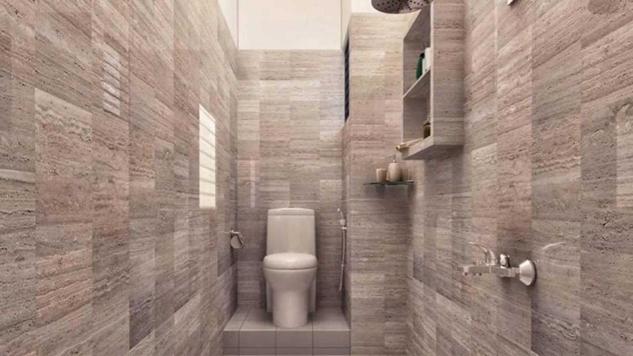 Modern toilet interior design best toilet design ideas for Small wc design