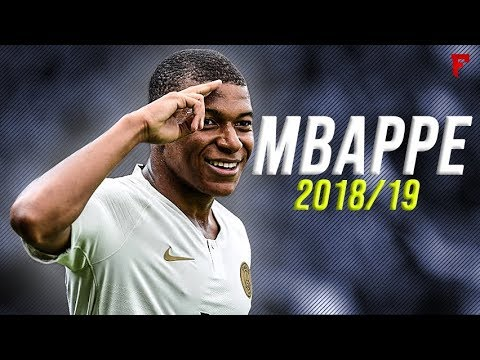 Download Kylian Mbappe 2018/19 ● Crazy Skills & Goals | HD