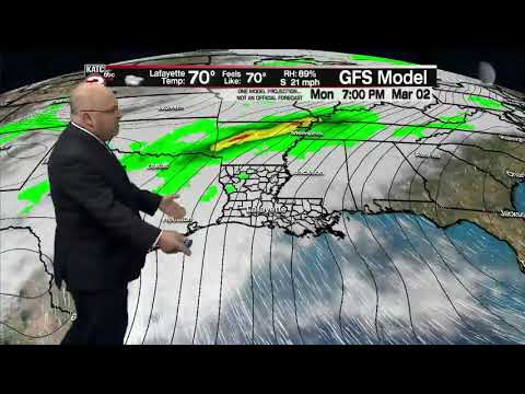 Rob's weather forecast part 2 02-26-20 10pm