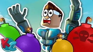 Roblox: Super Bomb Survival - GIANT NUKES!