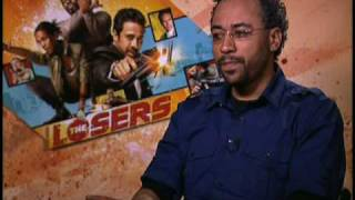 Sylvan White DIRECTOR The Losers PART 1