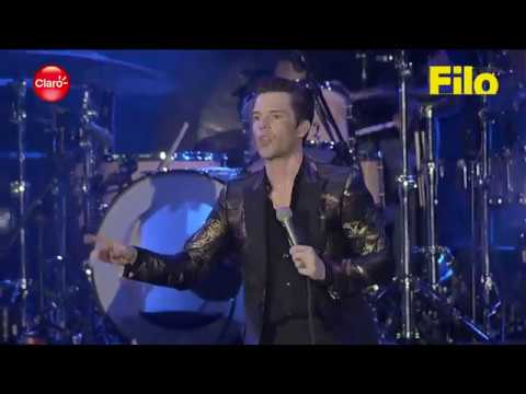 The Killers Live @ Lollapalooza Argentina 2018 [Full Concert]
