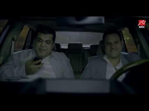 مشهد كوميدي بين الدكتور فوزي جمعة وأووح بعد خروجه من السجن أستاذ ورئيس