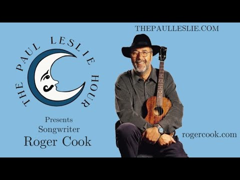 Roger Cook Interview on The Paul Leslie Hour