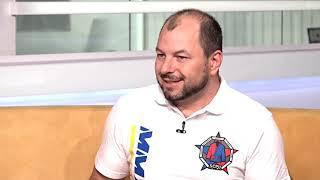 Иван Редкач в студии XSPORT. О победе над Александером, титульных боях и жизни в США
