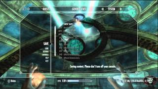 Skyrim: Focus the Oculory Glitch