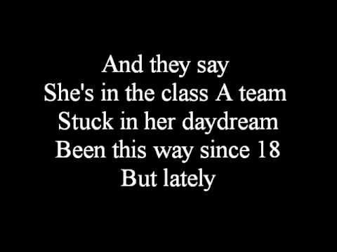 Ed Sheeran - The A Team (LYRICS)