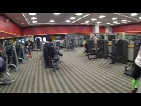 The Venetian Las Vegas Fitness Studio
