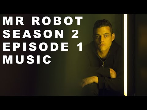 [ Mr Robot - Season 2 Episode 1 Music ] Mogwai - I Know You Are, But What Am I