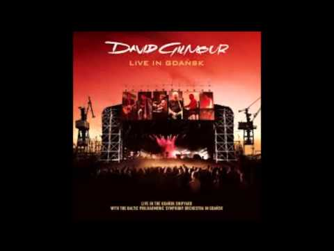Echoes-Live In Gdansk- David Gilmour