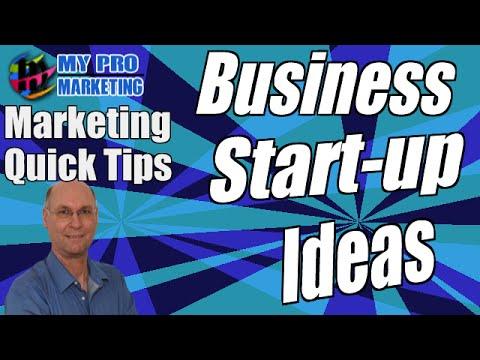 Business Startup Ideas | Best Small Business Ideas