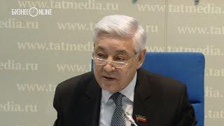 Мухаметшин: 'Если будет богаче только Садовое кольцо - от этого страна богаче не будет'