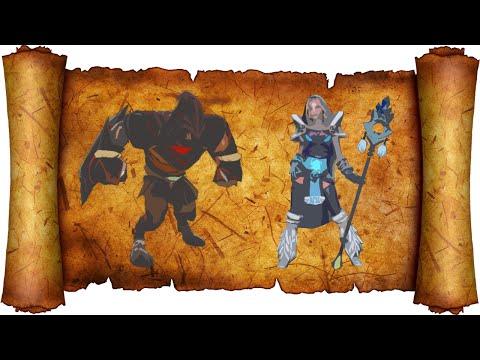 видео: dota 2 секреты (tips & tricks). bloodseeker + crystal maiden