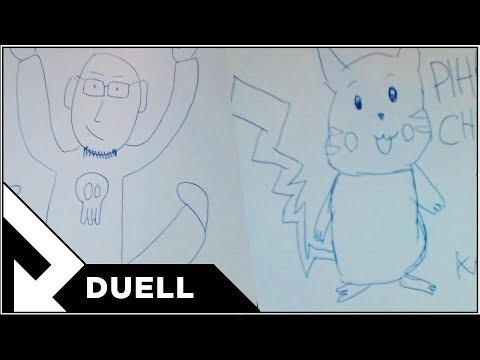 LIVE PÅ TILT #6: Duellen runde 2 - Tegnekonkurranse