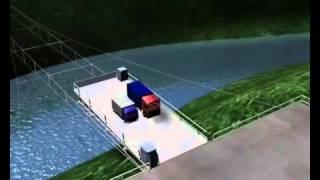 Струнные переправы мосты