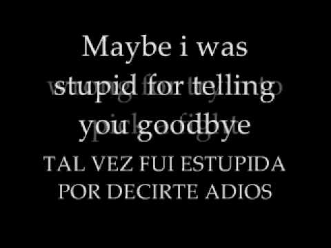 my life would suck without you lyricstraducción  Glee Cast