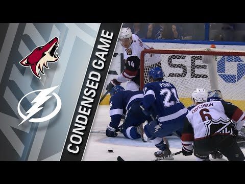 03/26/18 Condensed Game: Coyotes @ Lightning
