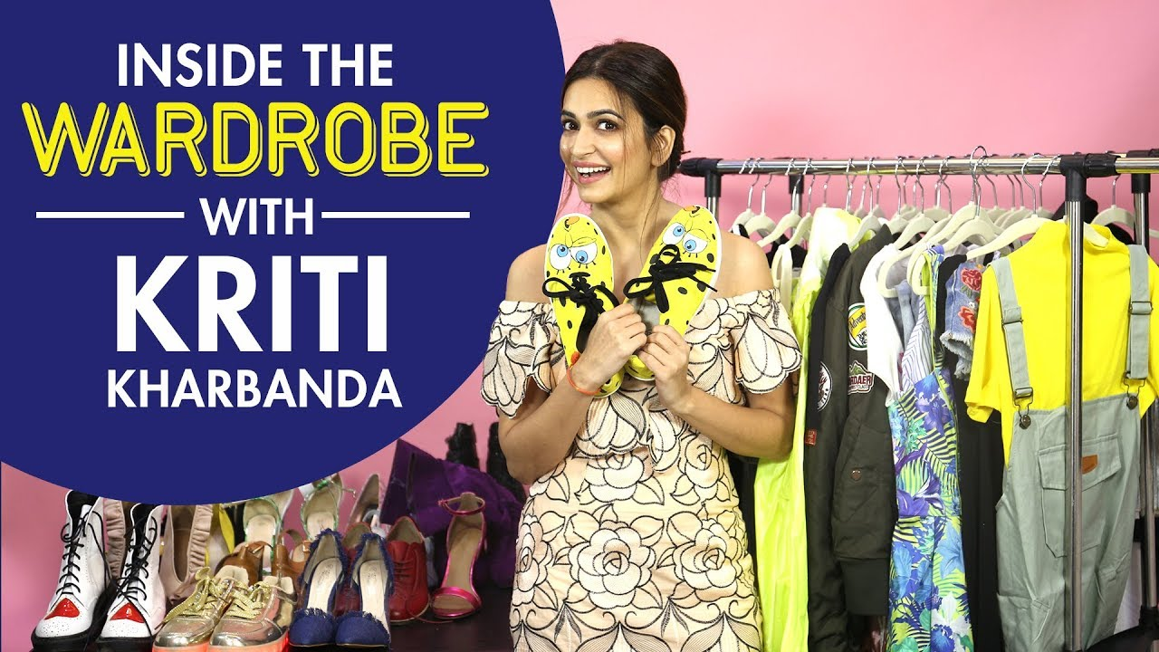 Inside the Wardrobe with Kriti Kharbanda | S01E14 | Bollywood | Fashion | Pinkvilla
