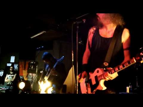 ANGER AS ART - Live @ La Respuesta, Santurce, PR - March 29, 2014