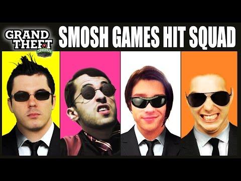 SMOSH GAMES HIT SQUAD (Grand Theft Smosh)