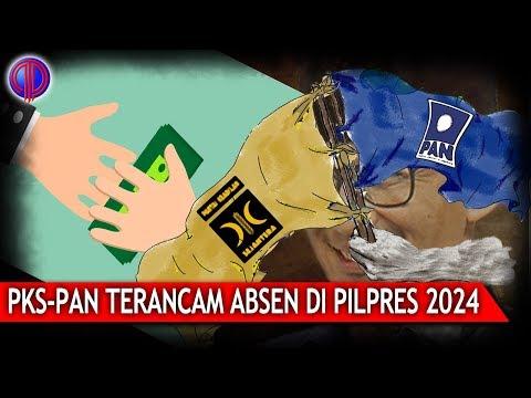 PKS PAN DegDegan! Ter4ncam Absen di Pilpres 2024 Jika Terbukti Terima Mahar Sandi