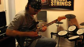 Parkland Guitar Instructor Kevin @ Parkland Music Academy - Tapping Arpeggios