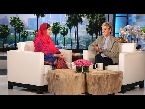 The Incomparable Malala Yousafzai