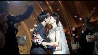 4K UHD 인천 그랜드웨딩의전당 결혼식 다큐영상 본식…