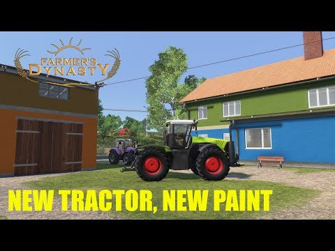 Farmer's Dynasty A day on the farm Ep 222 CLOSED BETA