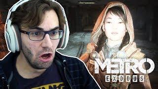 METRO EXODUS #8 - Uma Figura Misteriosa! (Gameplay em Português PT-BR)