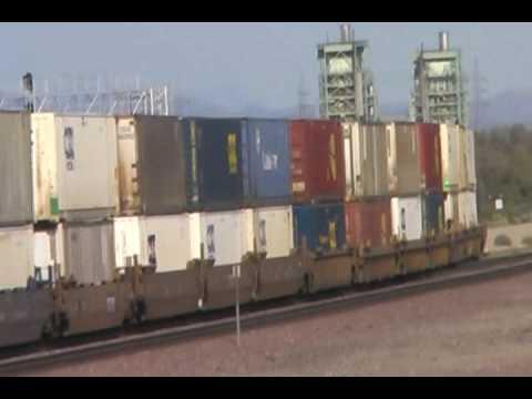 Union Pacific Meets Union Pacific in Daggett, California