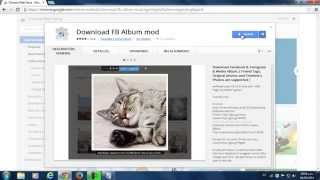 Como descargar álbum completo de Facebook en Google Chrome