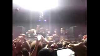 "Maceo Plex plays Frankyeffe ""Go Away From Here"" @ Tenax (Italy)"