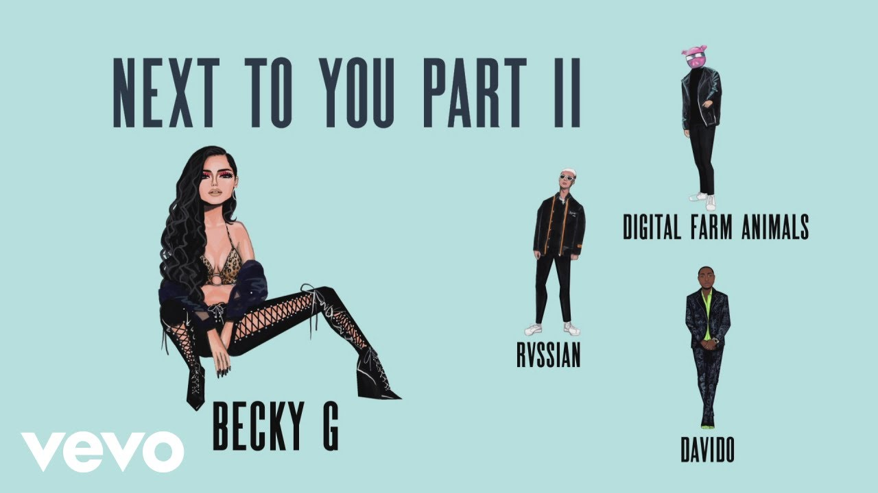Next To You Part II (feat. Rvssian & Davido) (Audio)