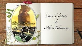 Personajes de Alicia Salanueva. Tiempos de Amor y Guerra