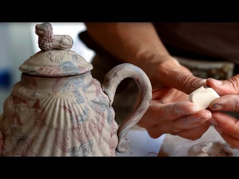 How Was it Made? An Agate Teapot by Michelle Erickson