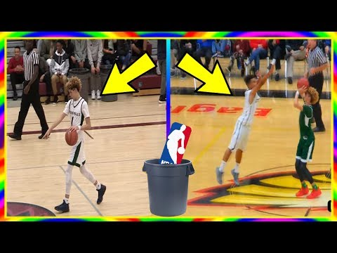 Why LaMelo Ball will NEVER MAKE the NBA!! Lavar Ball will be PISSED.