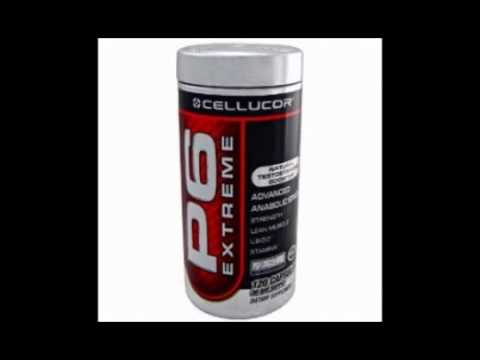 cellucor p6 extreme advanced anabolic stack