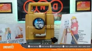 [REVIEW] TOTAL STATION TOPCON …