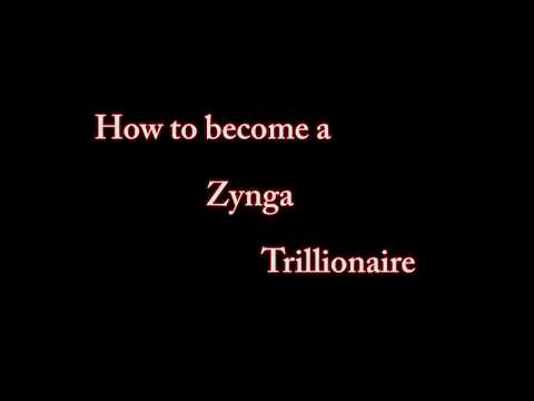 How To Become A Trillionaire In Zynga Poker