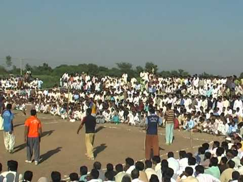 Mandi Bahauddin volley ball match ala station dera chadhran da