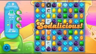 Candy Crush Soda Saga - level 1423  NO BOOSTERS -3 stars