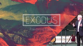 EXODUS: Journey to Freedom (Part 4) | Who to Follow Should be Obvious | Unity Baptist Church