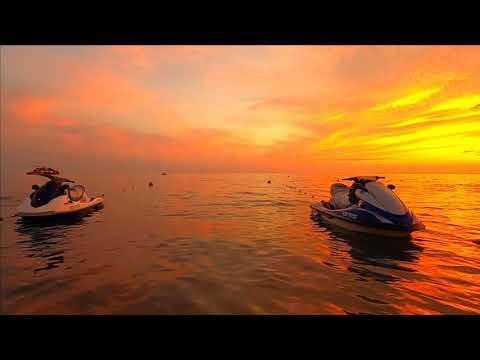🔥Такого заката вы не видели! Дельфин пляж, море) Сочи Лазаревское 2020 август