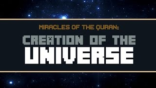 Creation of the Universe | Miracles of The Quran | illustrated | Subtitled