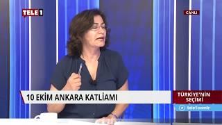 Türkiye'nin Seçimi - Öğle Kuşağı (11 Haziran 2018)   Tele1 TV